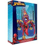 Spider-man – Set Reloj Digital Y Walkie Talkies