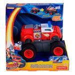 Fisher Price – Blaze Camión De Bomberos Turbotransformación – Blaze Y Los Monster Machines-1