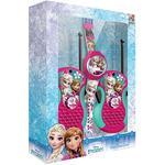 Frozen – Set Reloj Digital Y Walkie Talkies
