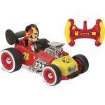 Mickey Mouse – Coche De Carreras Radio Control