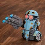 Transformers 5 – Autobot Sqweeks Radio Control-4