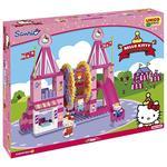 Hello Kitty – Caja De Construcciones 114 Piezas