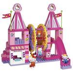 Hello Kitty – Caja De Construcciones 114 Piezas-1