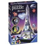 - Puzzle Torre Eiffel Disney Night Edition Ravensburger