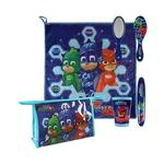 Pj Masks – Set Aseo Escolar Azul