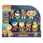 Fisher Price – Octonautas – Pack 8 Figuras Octonautas Octo-glow