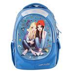Top Model – Mochila Escolar Soft Friends Azul