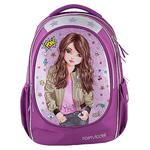 Top Model – Mochila Escolar Soft Friends Morada