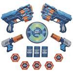 Stats – Pistola Divergente Pack Dual