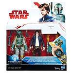 Star Wars – Han Solo Y Boba Fett – Pack 2 Figuras-1