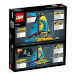 Lego Technic – Barco De Competición – 42074-1