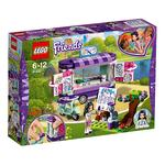 Lego Friends – Puesto De Arte De Emma – 54669