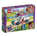 Lego Friends – Vehículo De Operaciones De Olivia – 41333