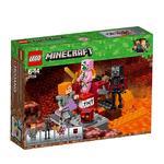 Lego Minecraft – El Combate En El Infierno – 21139