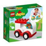 Lego Duplo – Mi Primer Coche De Carreras – 10860-1