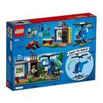 Lego Junior – Persecución Policial En La Montaña – 10751-1