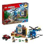 Lego Junior – Persecución Policial En La Montaña – 10751-3