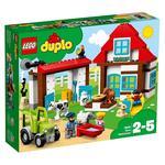Lego Duplo – Aventuras En La Granja – 10869
