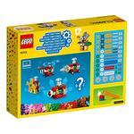 Lego Classic – Ladrillos Y Engranajes – 10712-1