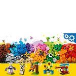 Lego Classic – Ladrillos Y Engranajes – 10712-2
