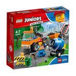 Lego Junior – Camión De Obras En Carretera – 10750