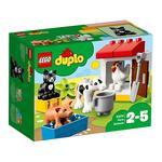 Lego Duplo – Animales De La Granja – 10870