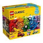 Lego Classic – Ladrillos Sobre Ruedas – 10715