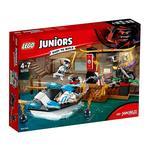 Lego Junior – Persecución En La Lancha Ninja De Zane – 10755