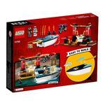 Lego Junior – Persecución En La Lancha Ninja De Zane – 10755-1