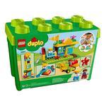 Lego Duplo – Caja De Ladrillos Gran Zona De Juegos – 10864-1