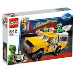 Lego Toy Story 3 La Furgoneta De Pizza Planet