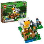 Lego Minecraft – El Gallinero – 21140-2