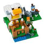 Lego Minecraft – El Gallinero – 21140-8