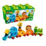 Lego Duplo – Caja De Ladrillos Mis Primeros Animales – 10863-2