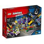 Lego Junior – Ataque De The Joker A La Batcueva – 10753