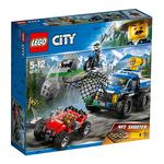 Lego City – Caza En La Carretera – 60172