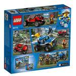 Lego City – Caza En La Carretera – 60172-1