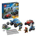 Lego City – Caza En La Carretera – 60172-2