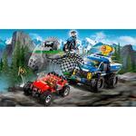Lego City – Caza En La Carretera – 60172-4