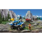 Lego City – Caza En La Carretera – 60172-7