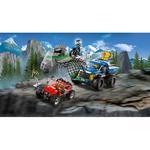 Lego City – Caza En La Carretera – 60172-9