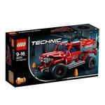 Lego Technic – Equipo De Primera Respuesta – 42075