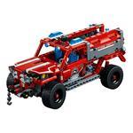 Lego Technic – Equipo De Primera Respuesta – 42075-6