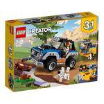 Lego Creator – Aventuras Lejanas – 31075