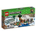 Lego Minecraft – El Iglú Polar – 21142