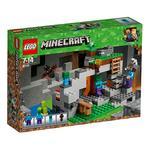 Lego Minecraft – La Cueva De Los Zombies – 21141