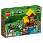 Lego Minecraft – La Cabaña De La Granja – 21144