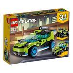 Lego Creator – Coche De Rally A Reacción – 31074