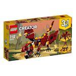 Lego Creator – Criaturas Míticas – 31073