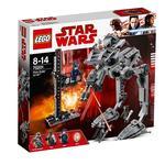 Lego Star Wars – At-st De La Primera Orden – 75201
